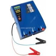 Batteridrivet elstängsel Corral Super A5000