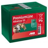Batteri för elstängsel AKO Alkaline 9V/55 Ah