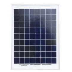 Solpanel för elstängsel 10W