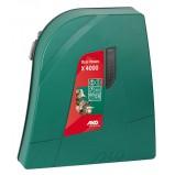 Batteri- och nätdrivet elstängsel AKO Duo Power X4000 (12V/230V)