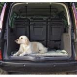 Hundgaller för bilen