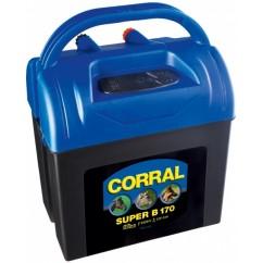 Batteridrivet elstängsel Corral B170 (9V eller 12V)
