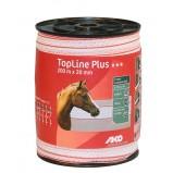 Elstängselband AKO TopLine Plus 20mm/200 m