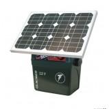 Solpanel 25W för Secur generator